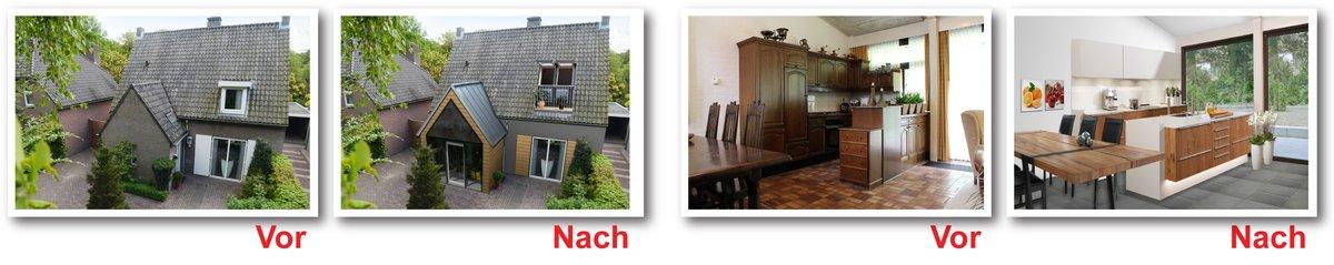 Artist Impressions Für Neubau Und Sanierung U2022 Floorplanner Plan   Haus Pläne  Vor/nach